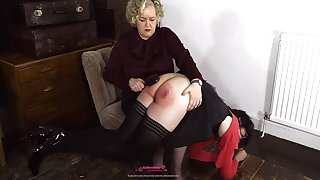 Expansively Punished French Teacher