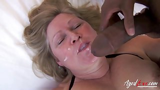 Mature Lady Lacey Starr And Her New Lesbian Friend Luna Rival