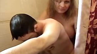 guys gets bareback fucked swallows amateur transsexual