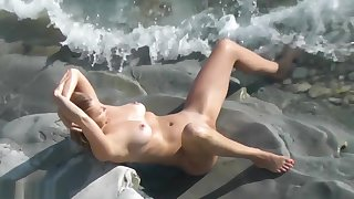 Well done Amateur Teen Girl Naked At The Public Beach