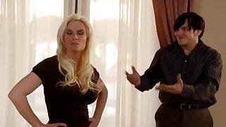 Tanya Tate - Big-Bosomed Blondie Mom Got Laid